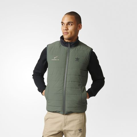 Жилет мужской adidas ORIGINALS 911 WINTER VEST