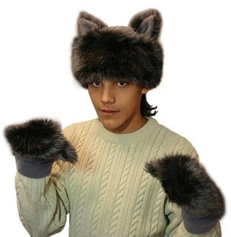 костюм Волк мини