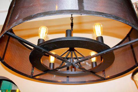 vintage chandelier  50-10  ( by Funky Vintage )