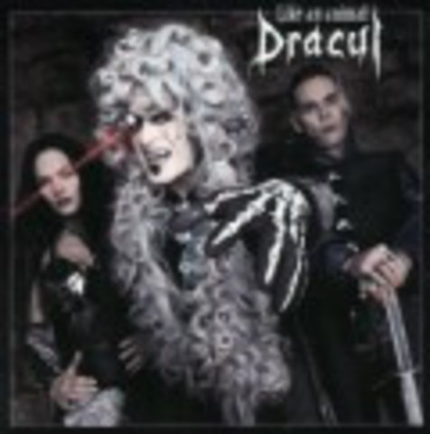 DRACUL (UMBRA ET IMAGO project)   LIKE AN ANIMAL +1 bonus track  2006