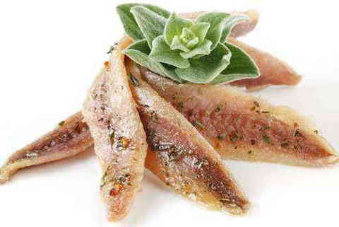 Филе анчоуса в растительном масле, 157 гр. VECCHIO MOLO (Италия)