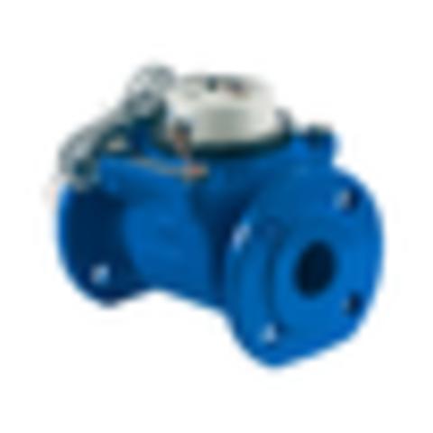 Счётчик х/в турбинный ВСХНд Ду 150 Ру16 50С L=300мм фл импульсный Тепловодомер