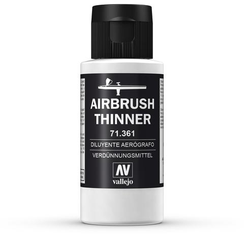 Airbrush Thinner 361-60Ml. 60 ml.