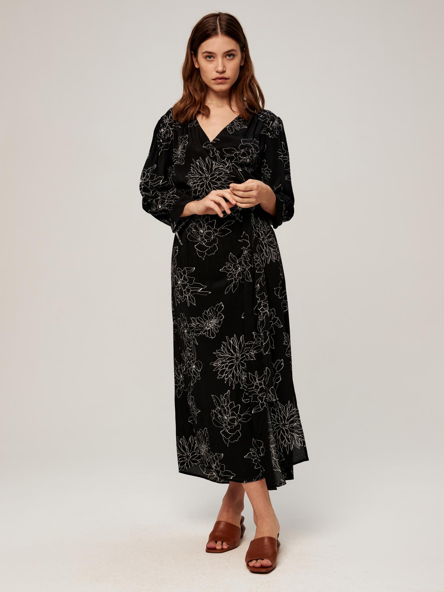 Платье женское + пояс арт. 40.626.535