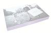Постельное белье 2 спальное евро макси Mirabello Ciclamini бежевое с белыми цветами