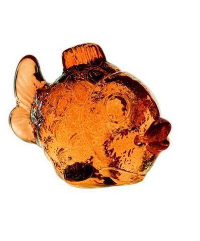 Фигурка хрустальная Nachtmann Zoo Рыбка оранжевая
