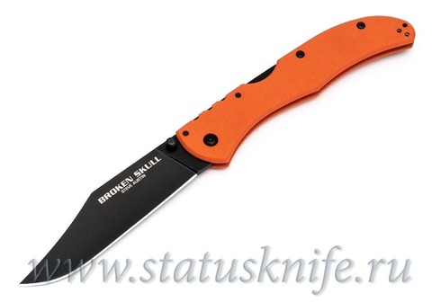 Нож Cold Steel Broken Skull Orange I