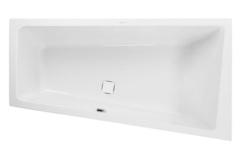Ванна акриловая Vagnerplast (Вагнерпласт) Cavallo OFFSET 160 см R правая