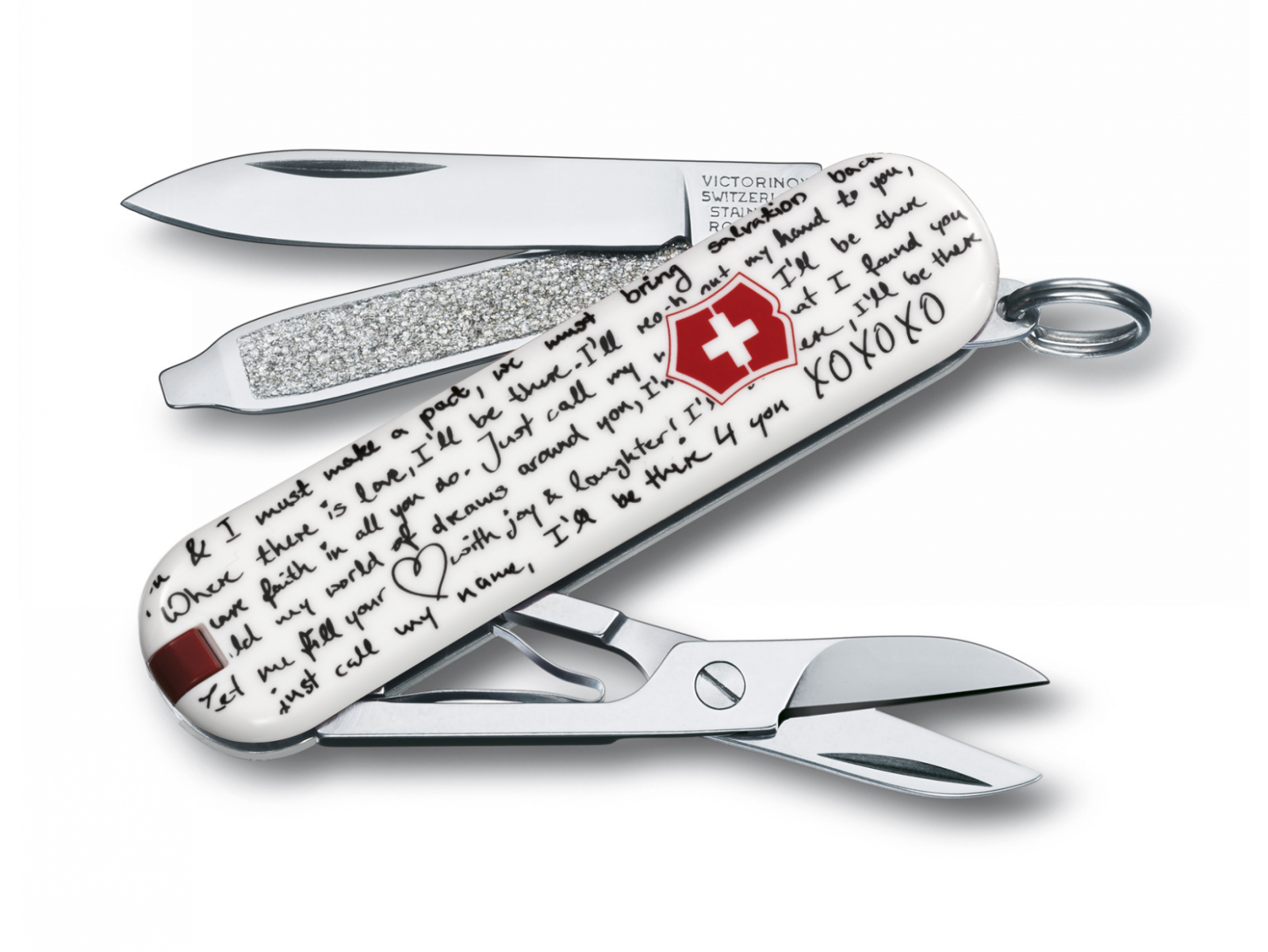 "Classic ""Love Song"", limited edition Victorinox (0.6223.L1205)"