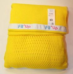 Слинг-шарф, Filt, Fil'Up, желтый, (с сумкой), S,M,L,XL