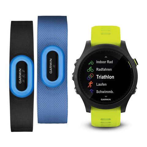 Купить Спортивные смарт часы Garmin Forerunner 935 Tri-bundle (010-01746-06) по доступной цене