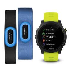 Спортивные смарт часы Garmin Forerunner 935 Tri-bundle (010-01746-06)