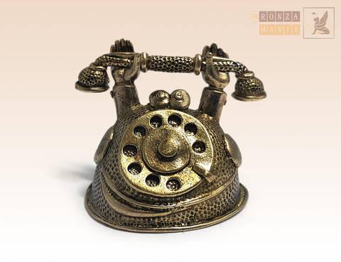 колокольчик Телефон c руками