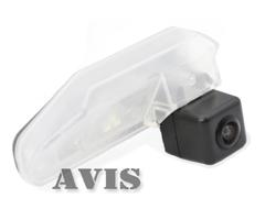 Камера заднего вида для Lexus ES 350 06+ Avis AVS312CPR (#042)
