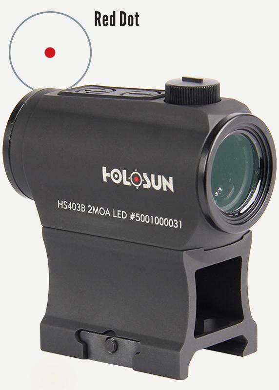 Holosun Paralow HS403B Red dot