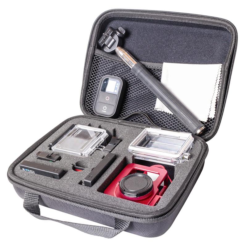 FUJIM GP-BGM Полужёсткий кейс для экшн камер (средний)
