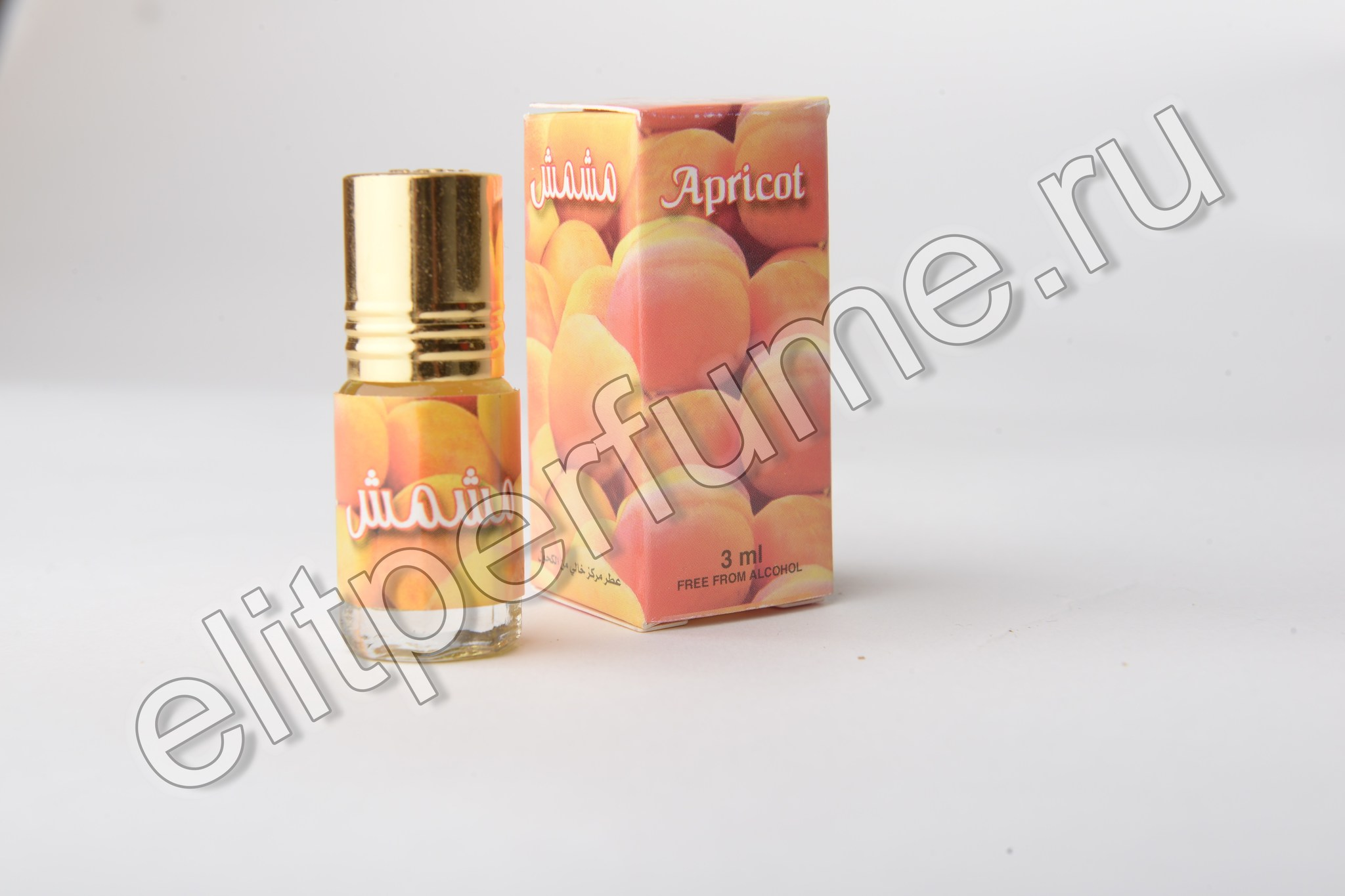 Apricot  3 мл арабские масляные духи от Захра Zahra Perfumes