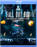 Fall Out Boy ‎/ The Boys Of Zummer Tour - Live In Chicago (Blu-ray)
