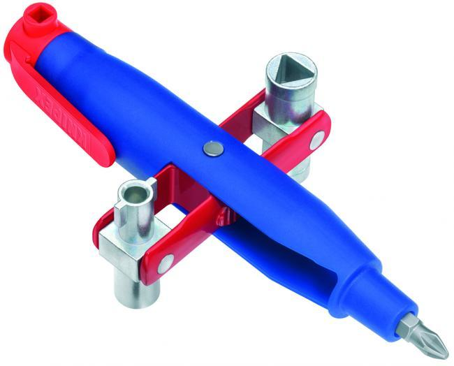 Штифтовой ключ для электрошкафов KNIPEX 00 11 07 KN-001107