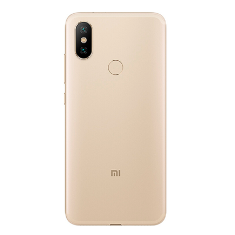 Смартфон Xiaomi Mi A2 4GB + 64GB (золотой)