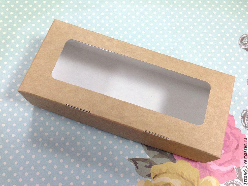 Коробка для пряников, 17*7*4 см