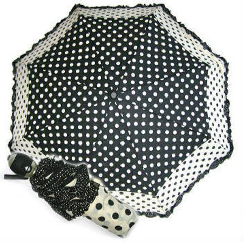 Зонт складной Ferre GF LA 3031-2 Dots