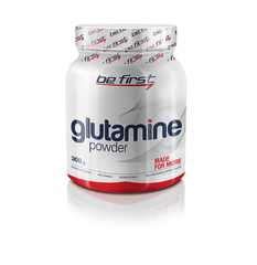 Be First Glutamine Powder 300 грамм (ежевика)