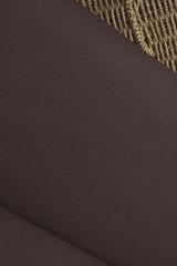 Ткань интерьерная  цвет ГОРЬКИЙ ШОКОЛАД