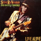 Stevie Ray Vaughan & Double Trouble / Live Alive (2LP)