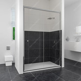 Душевая дверь RGW CL-12 100х185 04091210-11 прозрачное