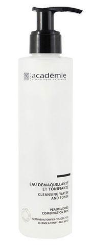 Academie Сleansing Water & Toner