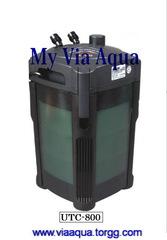 Внешний фильтр для аквариума ViaAqua UTC-800, Atman CF-800