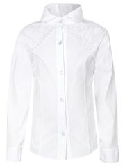 0239 блузка детская, белая