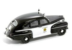 Ford Fordor 1947 Police San Diego USA 1:43 DeAgostini World's Police Car #50