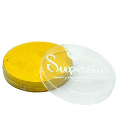 132 Аквагрим Superstar 45 гр перламутровый желтый