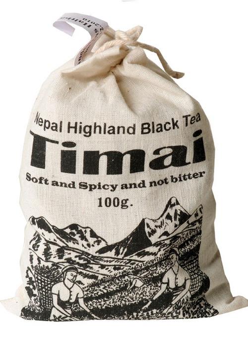 Чай из Непала в упаковке