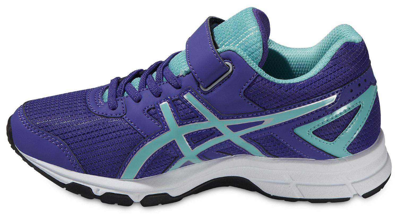 Детская спортивная обувь Asics Gel-Galaxy 8 GS (C522N 5283) фиолетовые фото