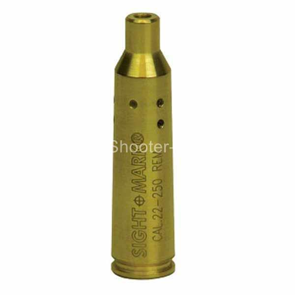 Лазерный патрон пристрелки Sightmark .22-.250 фото