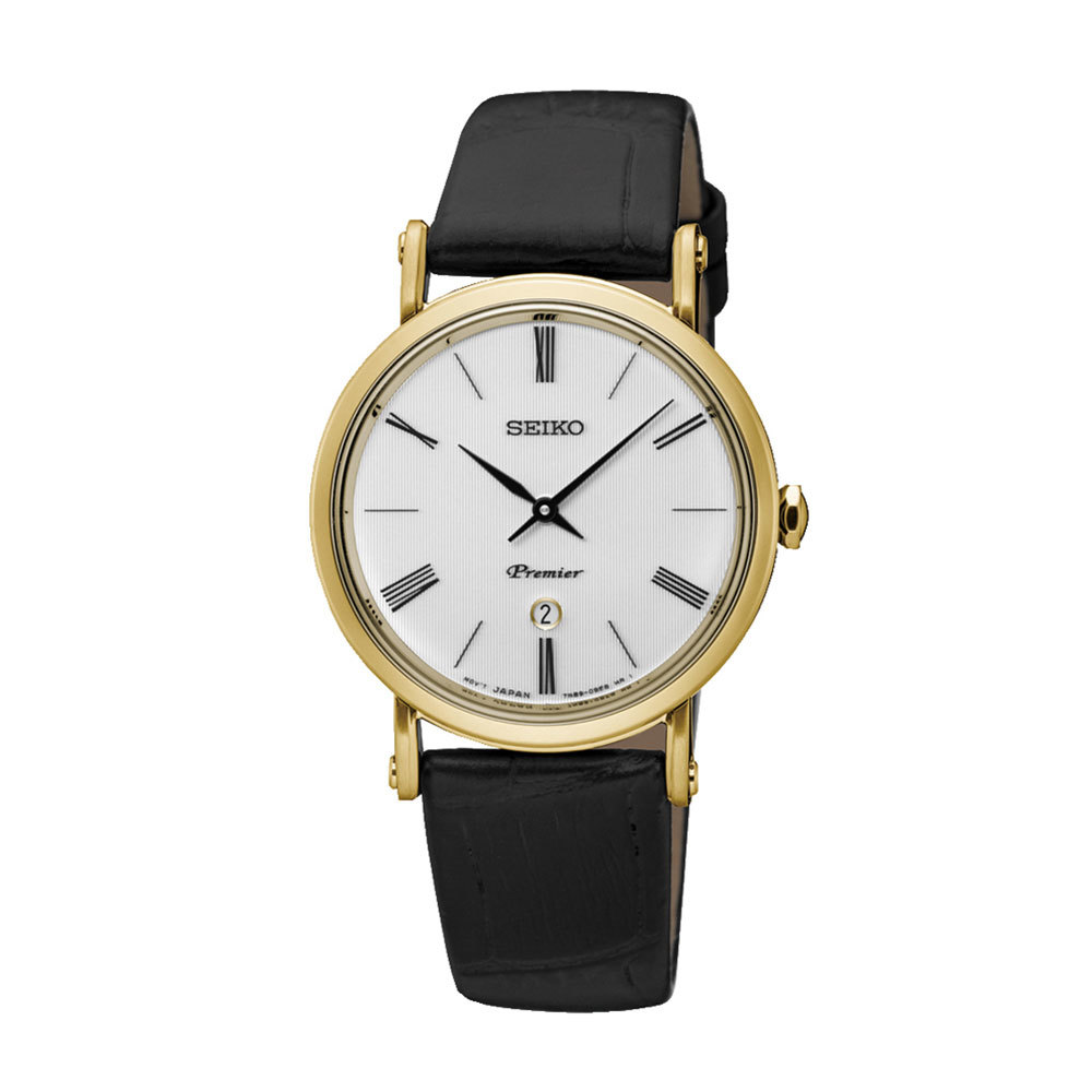 Женские часы Seiko SUT321P1 Мужские часы Diesel DZ4351
