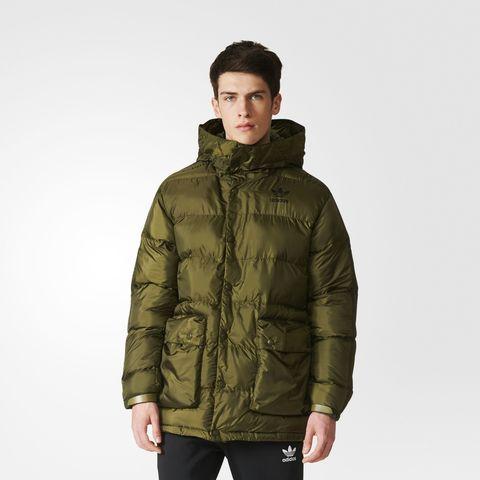 Куртка утеплённая мужская adidas ORIGINALS PADDED PARKA