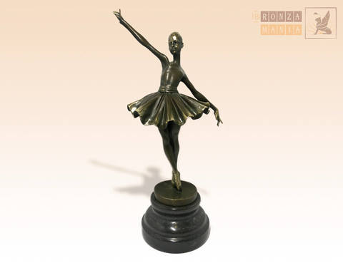 статуэтка Балерина - поза 2