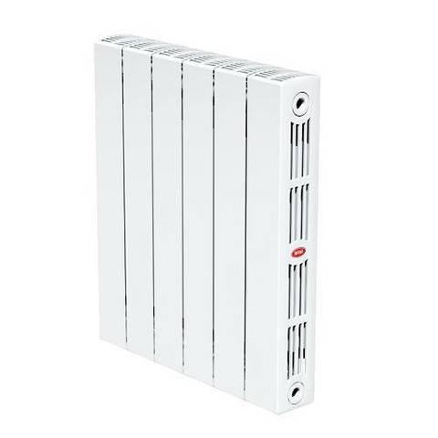 Радиатор биметаллический секционный Rifar SUPReMO 500 - 6 секций