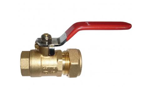 FHV 15*1/2 FLEXY Соединение кран шаровый внутренняя резьба(мама)- труба