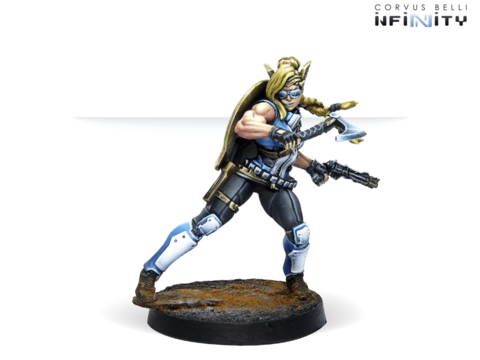 Valkyrie, Elite Bodyguard (Convention Exclusive Model)