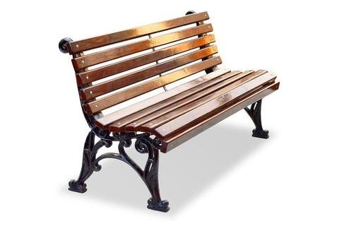 Скамейка чугунная «Эллада»