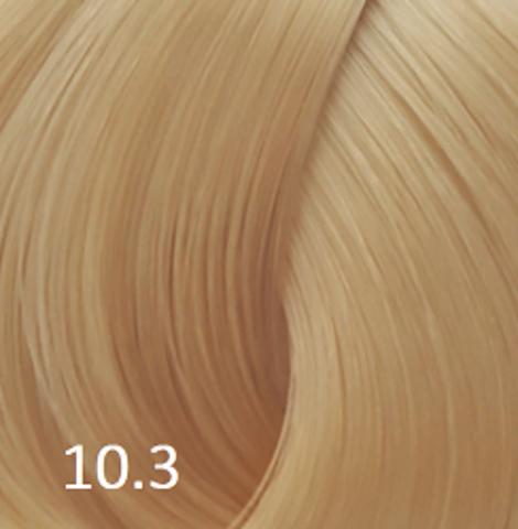 10.3 Бутикле 100 мл краска для волос