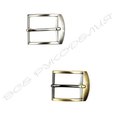 Пряжка металлическая для ремня 10-33-35006