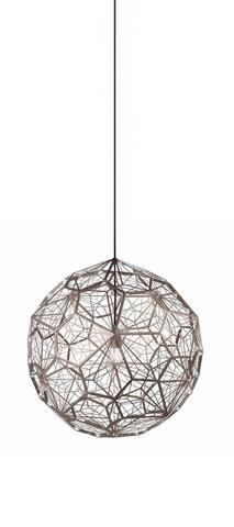 replica Etch Web pendant lamp (silver)