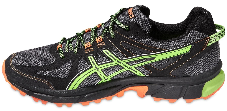 Мужские кроссовки для бега Asics Gel Sonoma (T4F2N 9985) серые фото