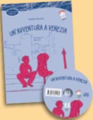 Un'avventura a Venezia liv. A1 (libro + D)